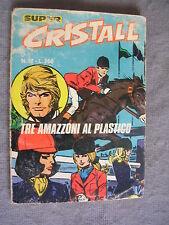 SUPER CRISTALL # 12 - NOVEMBRE 1975 - UNIVERSO EDITORE - OTTIMO - ORIGINALE