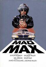 Film  Print  Mad Max Poster