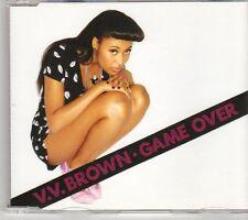 (DY666) VV Brown, Game Over - 2009 DJ CD