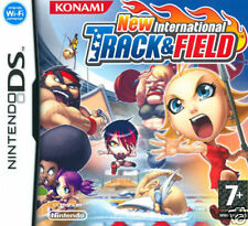 Videogame New International Track&Field NDS