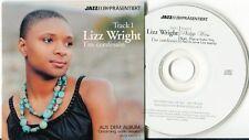 Lizz Wright   CD-PROMO ( 3 INCH)   I'M CONFESSIN ( + PHILIPP WEISS PROMO TRACK)