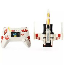 New Air Hogs Star Wars Remote Control Zero Gravity X-Wing Starfighter Wall Racer
