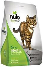Nulo Dry Grain-Free Cat Duck Food, 5 lb, New, Free Shipping