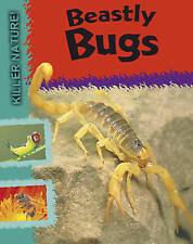 Huggins-Cooper, Lynn, Beastly Bugs (Killer Nature), Very Good Book