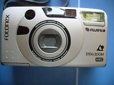 appareil photo argentique fujifilm, fotonex  310i zoom