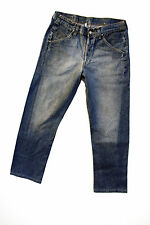 Levis 006 VINTAGE 80s Twisted ENGINEREED Jeans in Denim Sbiadito Dritto Fit W32 L27