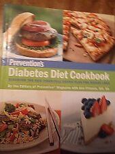 Prevention's Diabetes Diet Cookbook : Discover the New Fiber-Full Eating Plan fo