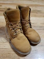 Timberland Men's Original Gold Waterproof Boots Size 9.5 Timbs