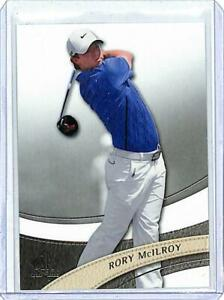 2014 SP Authentic Rookie Extended #R1 Rory McIlroy Golf Card NM-MT RC ID:9718