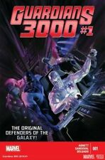 GUARDIANS 3000  #1  NM  NEW