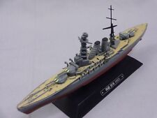 Eaglemoss 1/1100 Mutsu ?? 1923 Battleship Warships Japanese Diecast Mini WS13