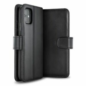 Black Wallet Cover Magnetic Clip With Stand For iPhone 11 / 11 Pro / 11 Pro Max