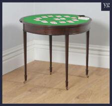 Mahogany Georgian Victorian Tables (1837-1901)