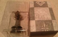 Eaglemoss Lord Of The Rings Chess Set 2 Issue 37 Warg Black Knight, Boxed