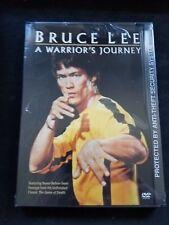 Bruce Lee: A Warriors Journey (DVD, 2002, Full Screen) Brand New Sealed Snapcase