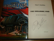 Peter F Hamilton: The Dreaming Void - Signed UK Hardback, 1st/1st, (2007)
