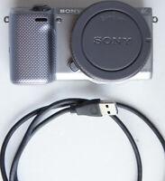 Sony NEX-5T 16.1MP (Body Only) WiFi Mirrorless Camera 12k shutter count