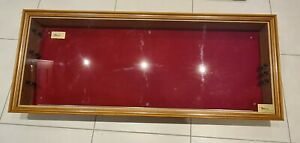 Timbercraft Wall Mounted Display Cabinet Case Model Trains / Cars / OO / N Gauge