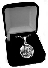 Percy Jackson Necklace, ATHENA & Pegasus, Annabeth's Mother, Pend/Chain 2-S