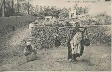 CARTE POSTALE / POSTCARD / ALGERIE / M'ZAB PORTEUR D'EAU
