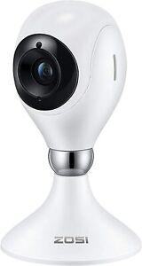 ZOSI 1080P Caméra de Surveillance WiFi Extérieur Compatible avec Alexa Caméra IP