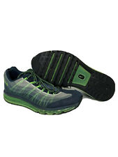 Nike AirMax 95 2013 DYN FW 599300 434 Navy Blue Graphite Lime Mens Size 10.5