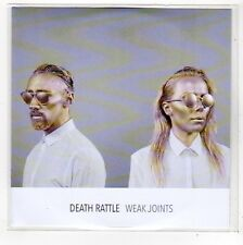 (FO377) Death Rattle, Weak Joints - DJ CD