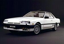 Aoshima 54796 The Model Car 59 Nissan Dr30 Skyline Ht2000 Turbo Intercooler 1/24