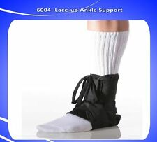 Lace-up Ankle Brace Provides stability comfort sports protector injuries 6004
