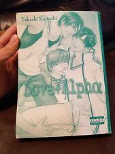 Love + Alpha by Takashi Kanzaki 2008