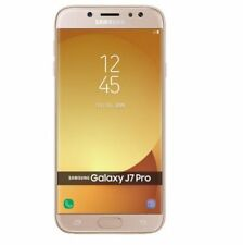 """Samsung Galaxy J7 Pro SM-J730GM/DS 5.5"""" 3GB / 32GB LTE Dual SIM Unlcoked Gold"""