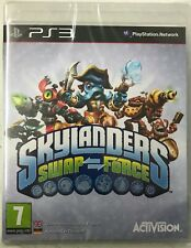 Skylanders Swap Force*Game Only* Sony Playstation 3 PS3 New Sealed Free UK P&P