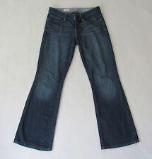GAP Sexy Boot Women's Stretch Blue Jeans 30W x 30L Size 28 / 6