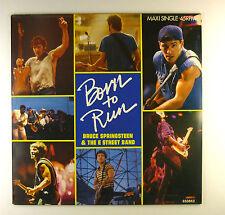 """12"""" Maxi - Bruce Springsteen & The E Street Band - Born To Run - A3364 - RAR"""