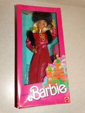 Barbie:  NRFB 1988 Dolls of the World RUSSIAN BARBIE Doll!
