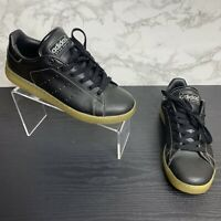 Adidas Stan Smith Mens 6 Black Sneakers Athletic Shoes