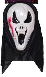 Horror Maske Fasching Halloween Party Kostüm Halloweenmaske Grusel