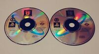 PlayStation Underground 1.3 CD Magazine Vol 1 Issue 3 SCUS-94191 94192 Demo CDs