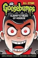 Slappy's Tales of Horror (Goosebumps Graphix) by R L Stine (Paperback / softback