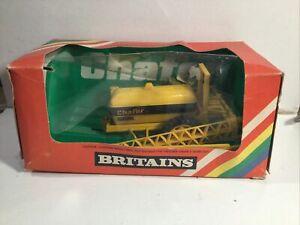 Vintage 1980's Britains Farming 9567 Chafer Sprayer  Boxed