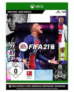 FIFA 21 Xbox One Xbox Series X - inkl. 19% MwSt.