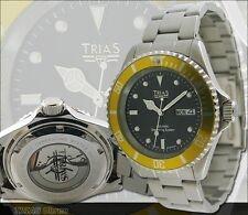 Trias Orologi Mosca Ruhr Timex Acciaio Inossidabile Cinturino Orologio Uomo, Nuovo