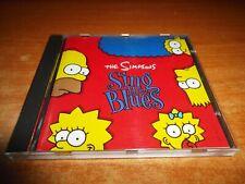 THE SIMPSONS Sing the blues BANDA SONORA CD ALBUM 1990 ALEMANIA MICHAEL JACKSON