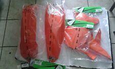 KIT PLASTICHE KTM SXF 250 350 450 2013 2014 2015 KIT 4 PZ COLORE ARANCIO