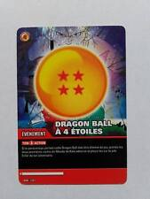 Carte Dragon ball Z Dragon Ball a 4 étoiles DB-391