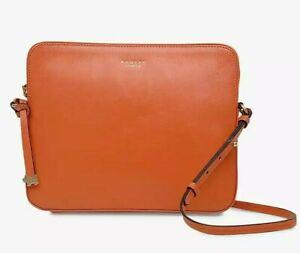Radley Malton Small Leather Zip Around Cross Body Bag, Koi