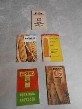 "( 5 ) Vintage "" FARMERS NOTEBOOKS ""                            Pac. 1"