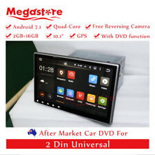 "10.1"" Android 7.1 4-core Car DVD GPS Multimedia player For 2 Din Dashboard"