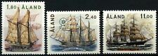 Aland Islands 1988 SG#32-4 Sailing Ships MNH Set #D67898