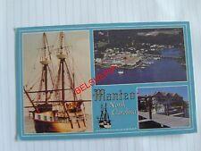 Manteo, North Carolina, USA, Postcard. Boat. Ship. Posted 1993